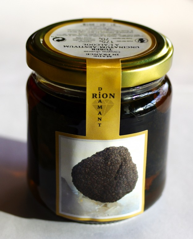 bocal truffes