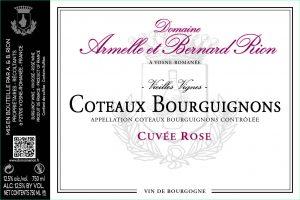 COTEAUX BOURG ROSE