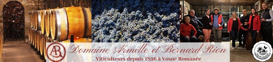 Domaine Armelle et Bernard RION